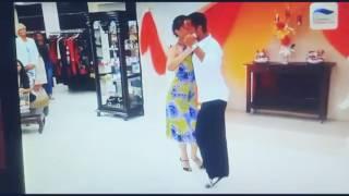 Argentinian tango in Aruba at