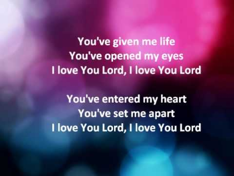 Hillsong's Thank You Jesus with lyrics