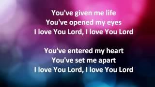 Hillsong's Thank You Jesus with lyrics