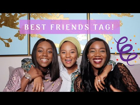 Best Friend's TAG! / Keeping It Real about Relationship's, Distance and Ex's! thumbnail