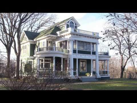 Burton-Rosenmeier Home, Little Falls, MN