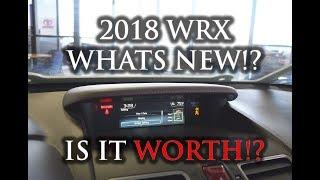 2018 Subaru WALKTHROUGH! Should I Trade In My Older WRX?