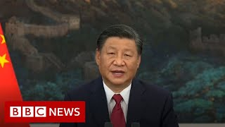 China pledges to stop building new coal energy plants abroad - BBC News