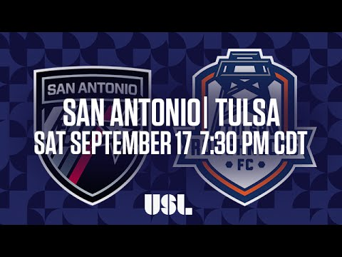 WATCH LIVE: San Antonio FC vs Tulsa Roughnecks FC 9-17-16