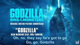 Godzilla (feat. Serj Tankian) - Bear McCreary WITH LYRICS