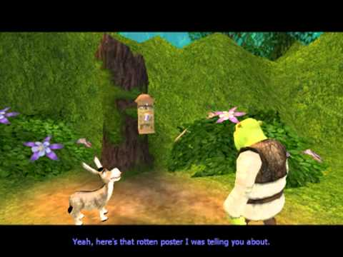 Shrek 2 Wanted Poster 1mpeg2video Youtube