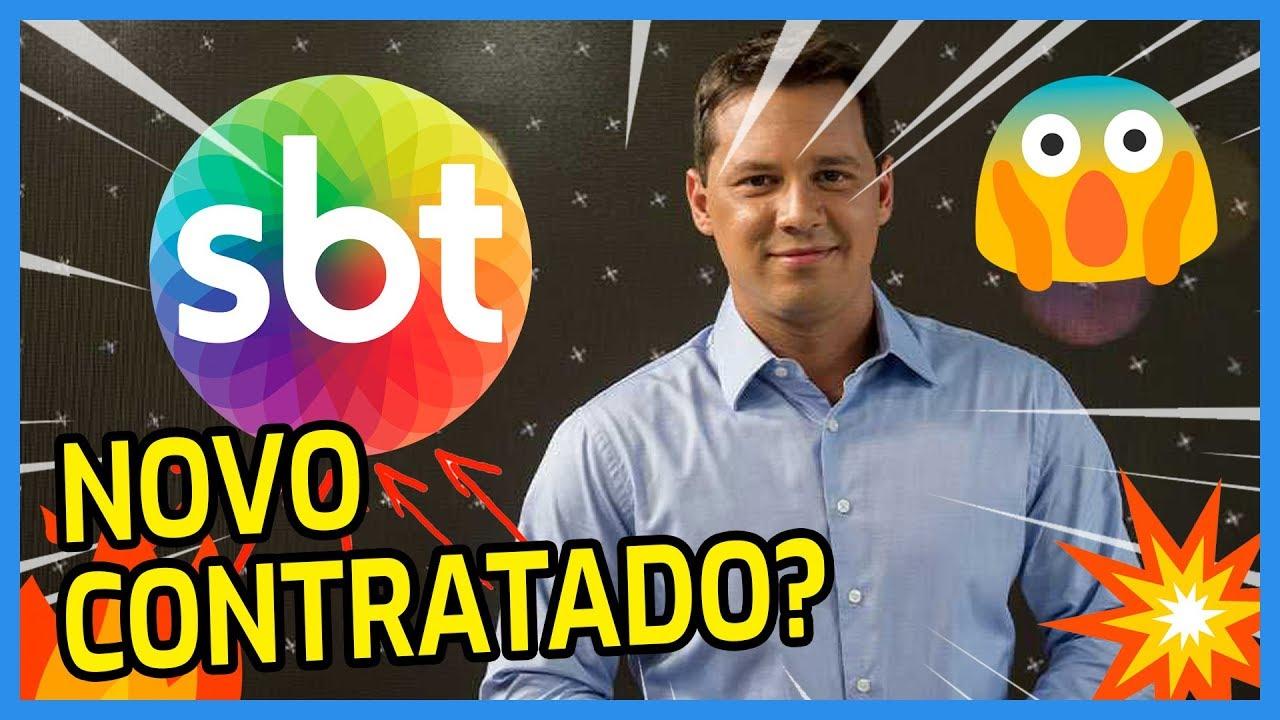 ????DONY de NUCCIO no SBT: Jornalista negocia PROGRAMA DIÁRIO no ENTRETENIMENTO do CANAL!