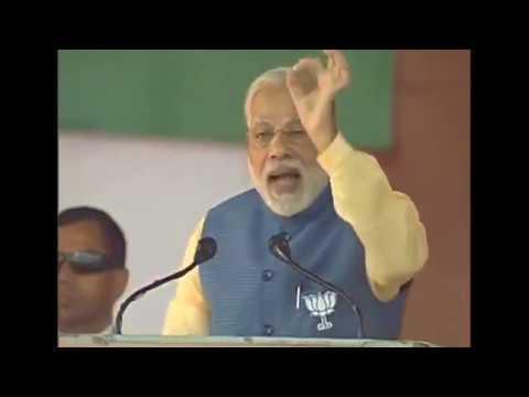 PM MODI Ji (FULL SPEECH)ADDRESSES BJP PARIVARTANA YATRE IN BANGALORE