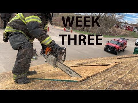Fire Academy Week 3