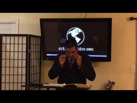 CENTRO CRISTIANO EL SHADDAI CHRISTIAN CENTER; PREDICAS