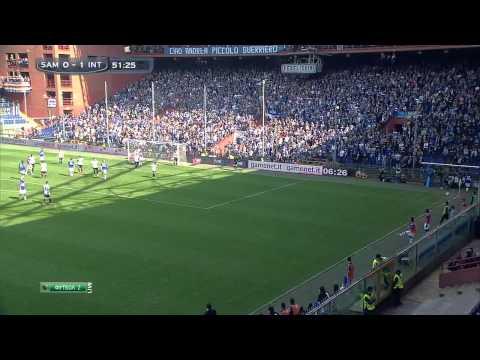 Stagione 2013/2014 - Sampdoria vs. Inter (0:4)