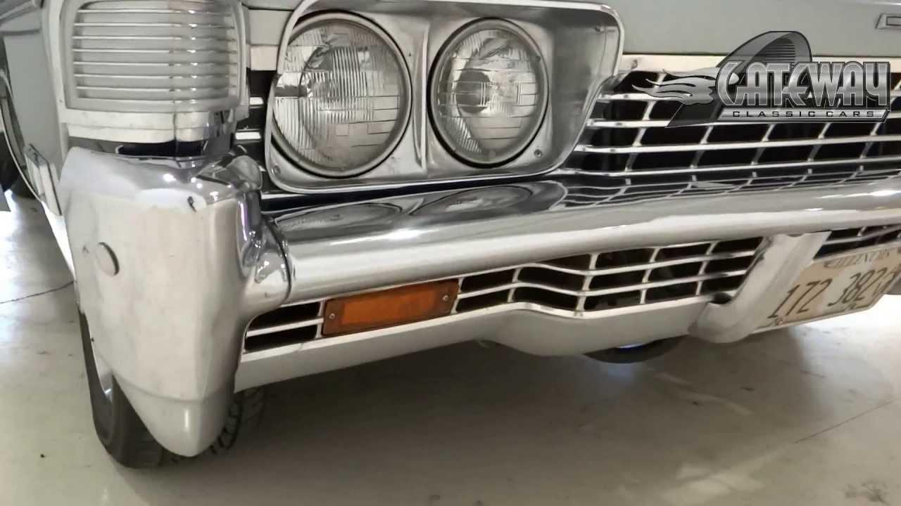 Impala 1968 chevy impala parts : 1968 Chevrolet Impala - YouTube