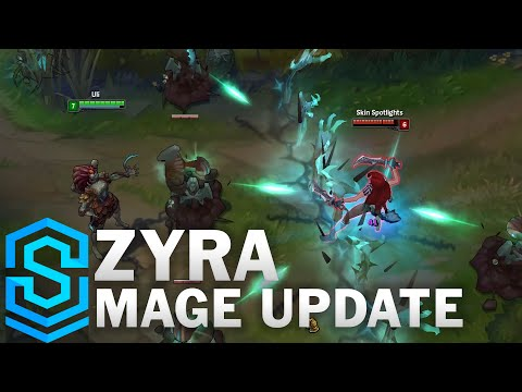 Zyra - Mage Update 2016
