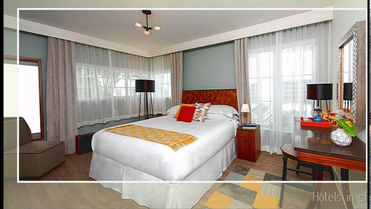 Washington park hotel miami beach florida usa youtube