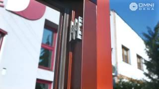 Okno Drewniane – Casement otwierane na zewnątrz, system angielski – Prezentacja produktu