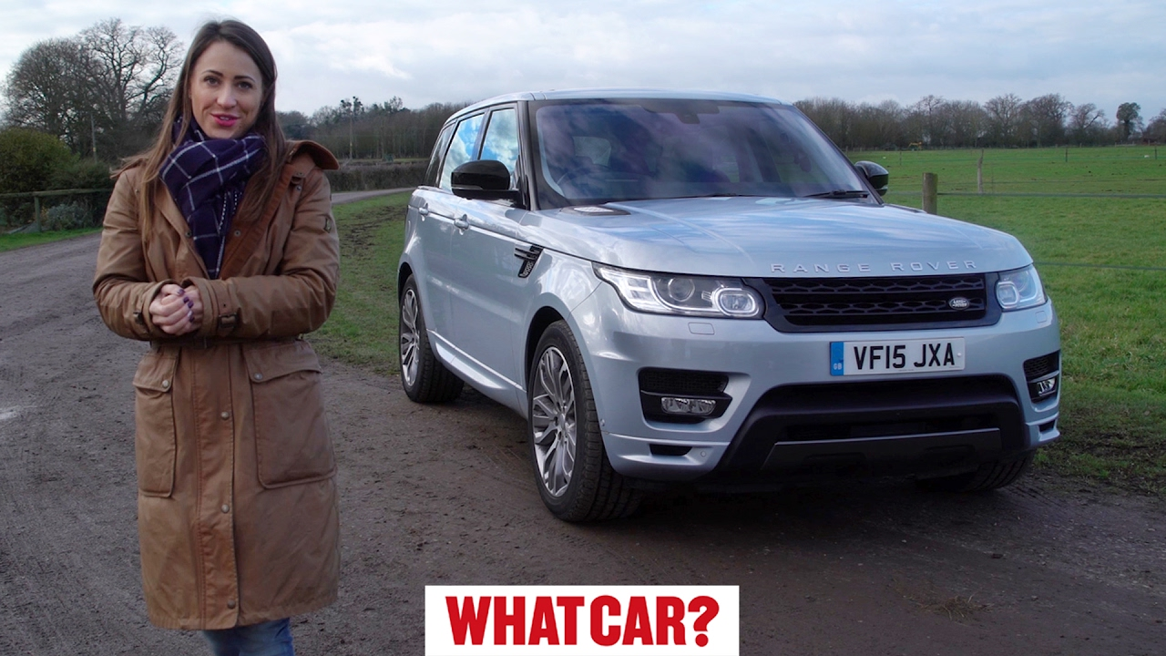 Range Rover Sport Review 2019 | What Car?