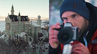 Neuschwanstein fotografieren im Schnee | Jaworskyj Foto Bucketlist Folge 1