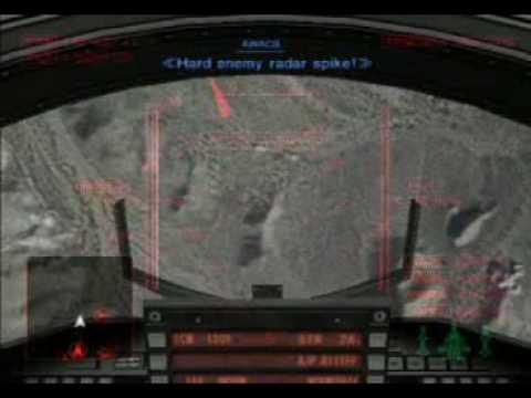 Ace Combat 4 - Stonehenge