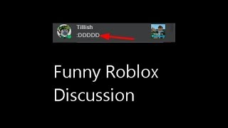 FUNNY ROBLOX DISCUSSION (i hope you will laugh)