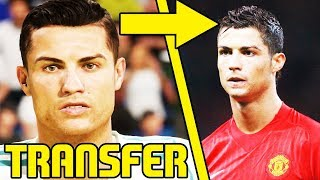 Manchester United Transfer Cristiano Ronaldo? European Transfers & Rumours - Latest Football News