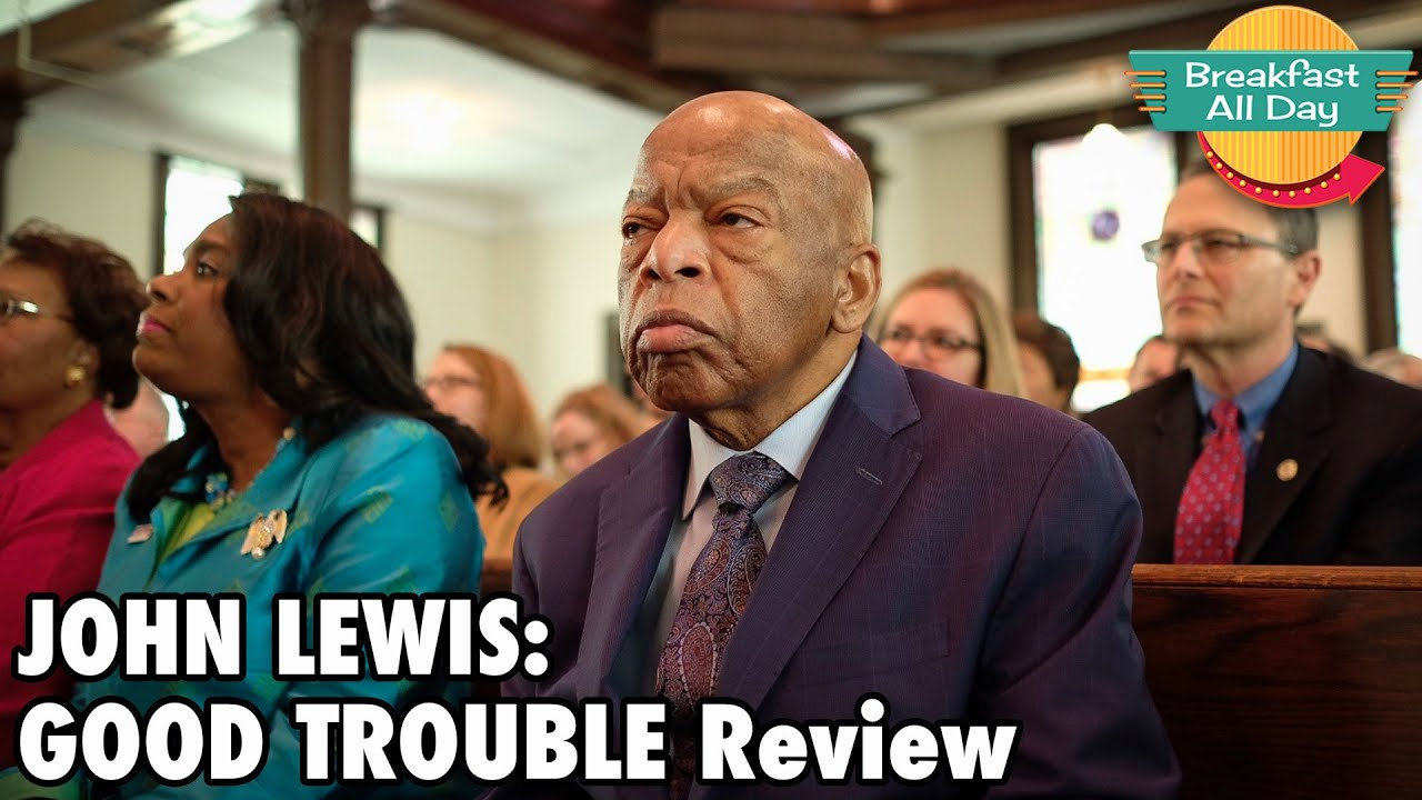 John Lewis: Good Trouble review - Breakfast All Day