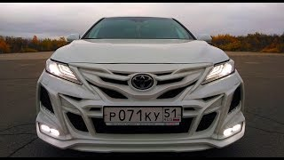 CAMRY с тюнингом на 1млн. рублей!! Новая Toyota 2019.