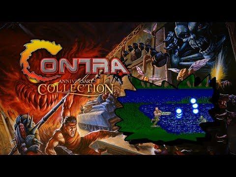 [PC] Contra Anniversary Collection [Super Contra]