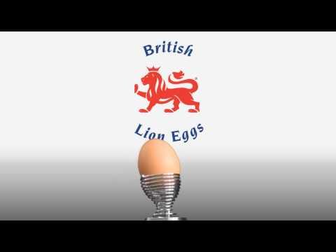 British Lion Eggs Ad