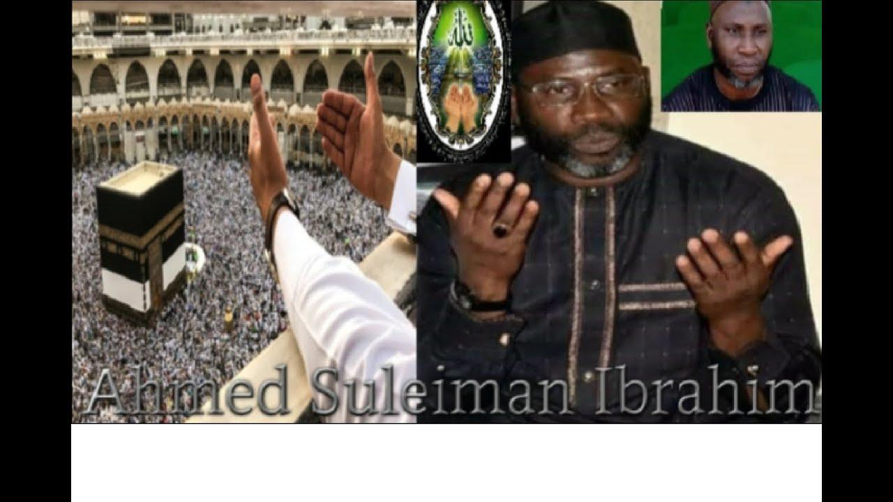 Download Ahmed Suleiman Ibrahim Dua أحمد سليمان دُعَاء