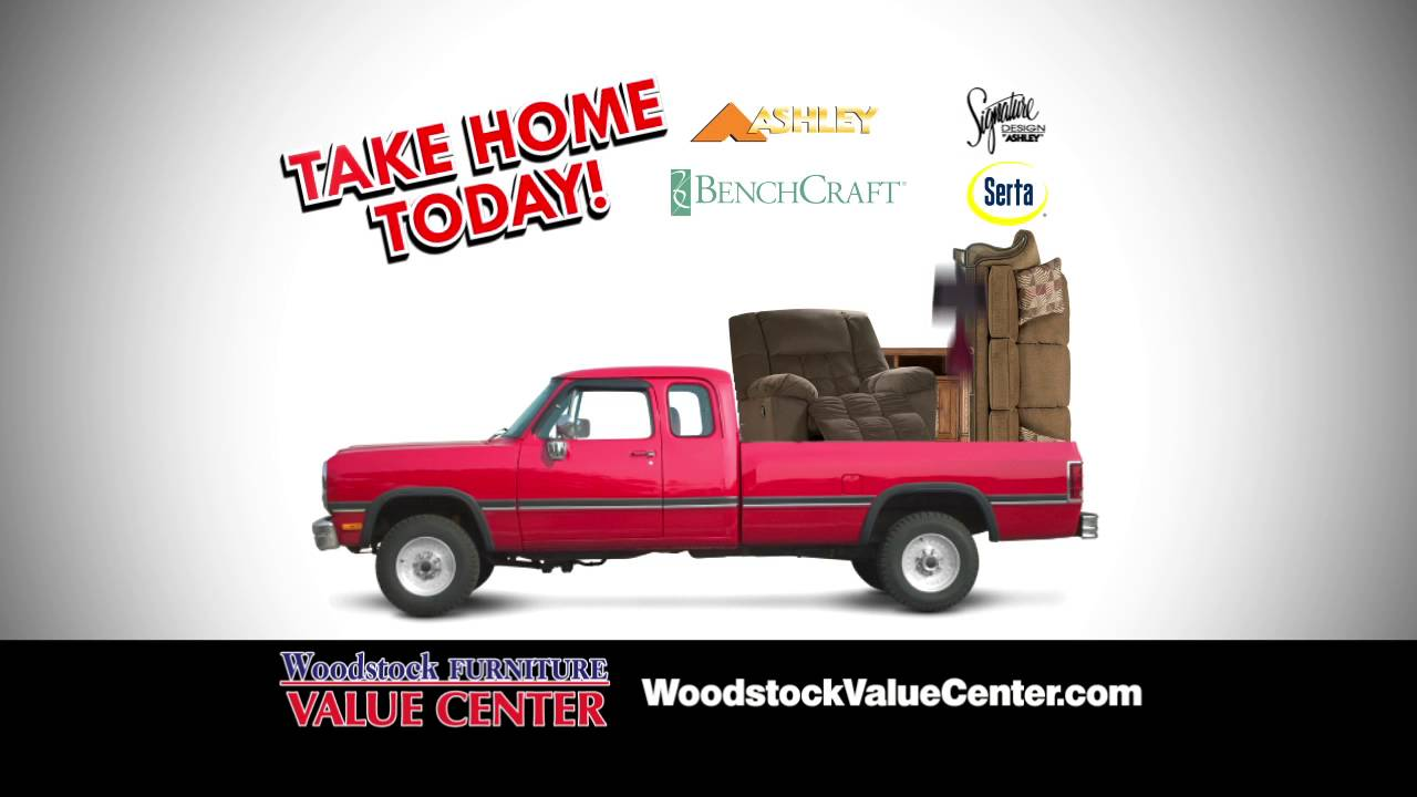 Woodstock Furniture Value Center Store Wide Clearance