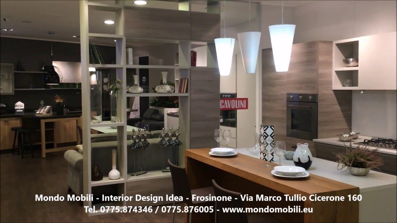 Mondo Mobili Showroom - www.mondomobili.eu - YouTube