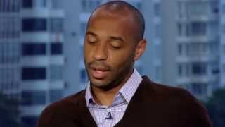 Thierry Henry talking about Neymar