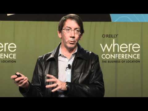 """Where 2012, Will Wright, """"Gaming Reality"""""""