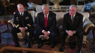 BREAKING NEWS: President Donald Trump Announces HR McMaster as National Security Advisor
