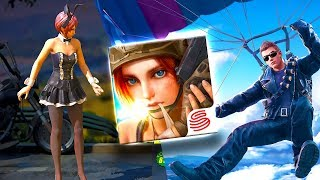 PC + AUTO AIM? Rules of Survival PC Bunny Suit Gameplay | Nickatnyte