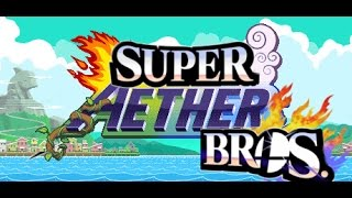 Super Rival Brothers of Aether for SNES