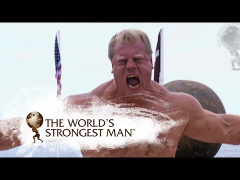 Phil Pfister | World's Strongest Man