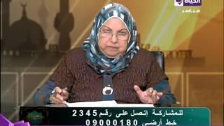 بالفيديو.. سعاد صالح: تحديد سن الحضانة للأطفال 'اجتهادى' من الفقهاء
