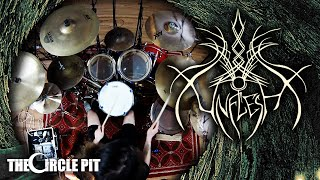 UNFLESH - The Sepulchral Depths (Official Drum Playthrough) Extreme Metal   The Circle Pit