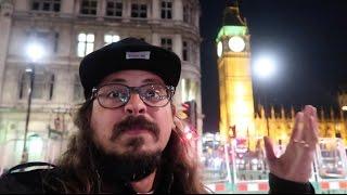 Me fui sin pagar de restaurante en Londres (NUNCA lo hagan) - Vlog 159