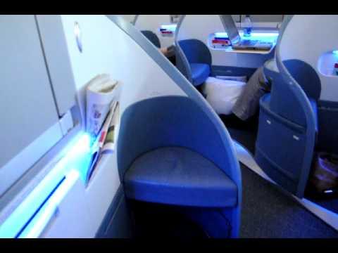 Air Canada - Executive Class