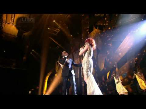Florence And The Machine & Dizzee Rascal - You Got The Love Live at Brit Awards 2010 Good Quality HD
