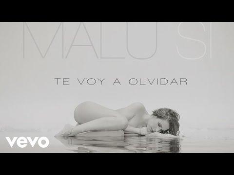 Malú - Te Voy a Olvidar (Audio)