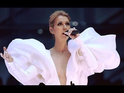 Celine Dion -  My Heart Will Go On (Billboard Music Awards 2017)
