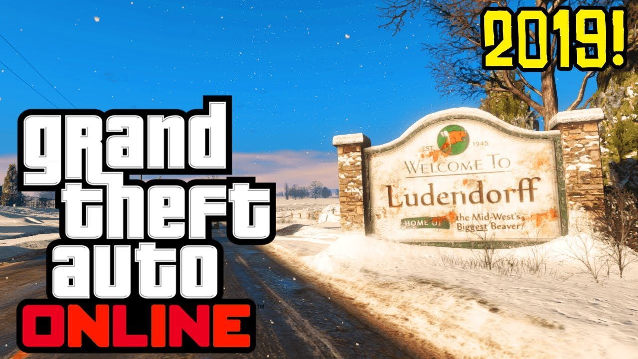 GTA Online: 2019 DLC Revealed! North Yankton, Casino, Mansions & More!?  (GTA 5 Online DLC)