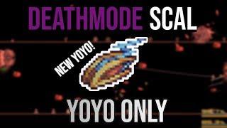 Terraria Calamity Mod - Deathmode Scal Yoyo Only