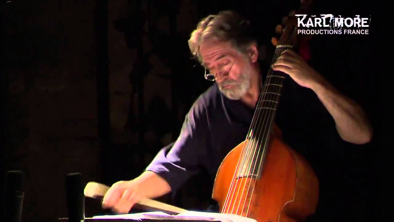The music on the side of my creation is Jordi Savall