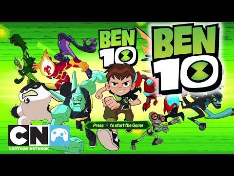 Ben 10 | Gameplay Juego de consola de Ben 10 | Cartoon Network