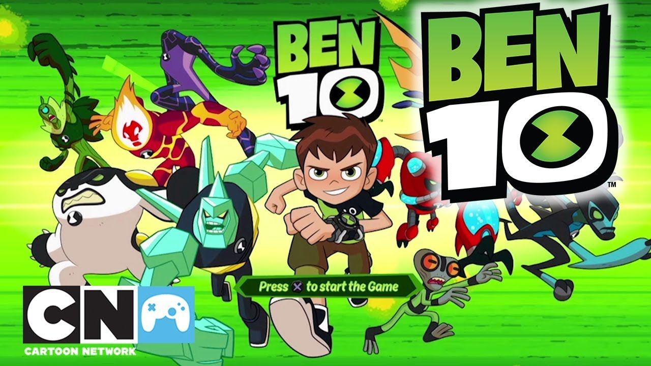 All Ben Ten Aliens Ancora Store
