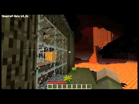 Minecraft SMP: Airship Madness Part #15: Total Defeat